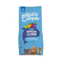 Edgard & Cooper Adult Grain Free Salmone Fresco Norvegese con Barbabietola e Mela