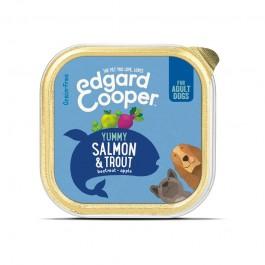 Edgard & Cooper Salmone e Trota con Barbabietola e Carota per Cani 150 g