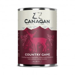 Canagan Country Game Umido per Cani 400gr