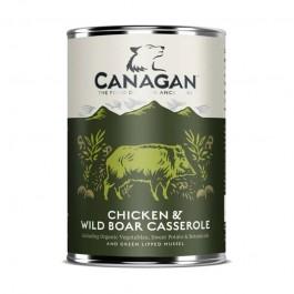 Canagan Chicken & Wild Boar Casserole Umido per Cani 400gr