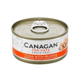 Canagan Tonno con Gamberi Umido per Gatti 85gr