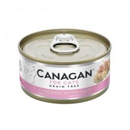 Canagan Pollo con Prosciutto Umido per Gatti 75gr