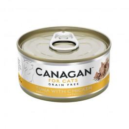 Canagan Tonno con Pollo Umido per Gatti 75gr