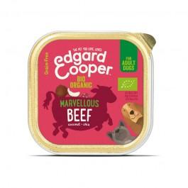 Edgard & Cooper Manzo Biologico con Cocco e Chia per Cani 100gr