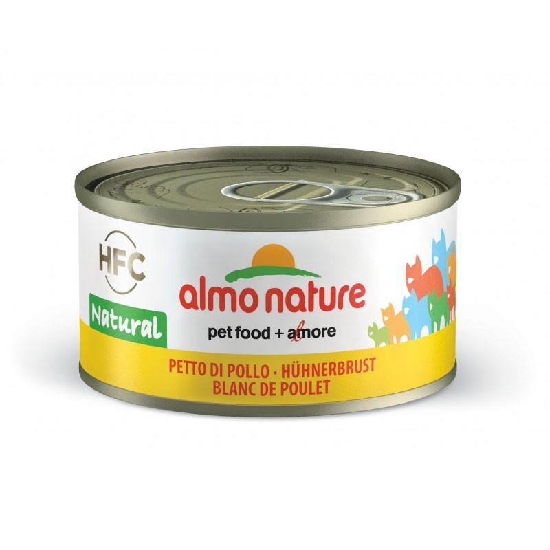 Almo Nature HFC al Petto di Pollo per Gatti 70gr