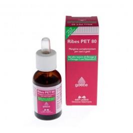 NBF Ribes Pet 80 Pelle e Pelo in Gocce