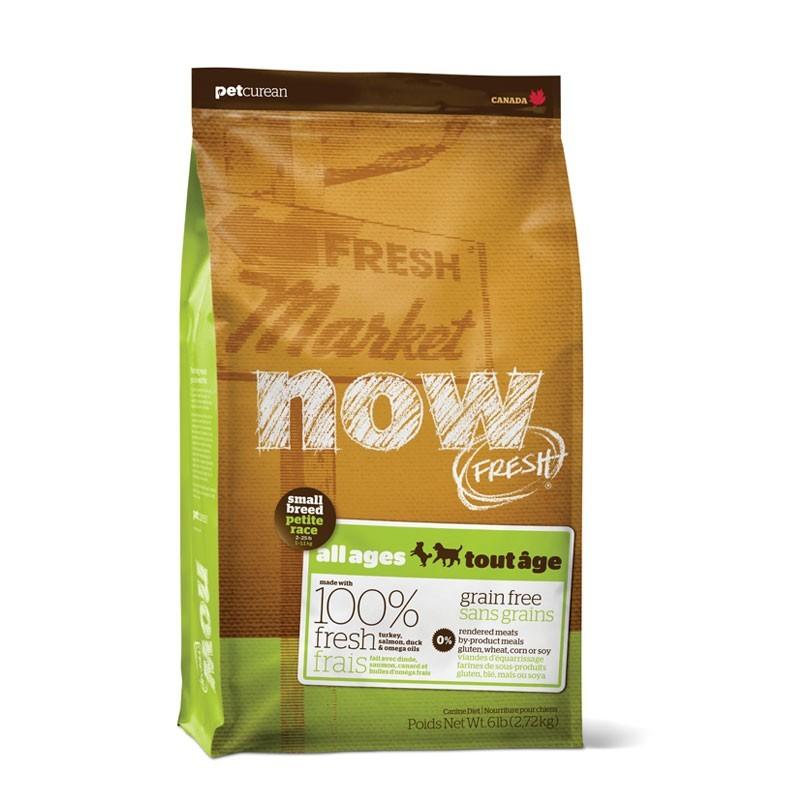 Now Fresh Grain Free Adult Mini Small Breed per Cani