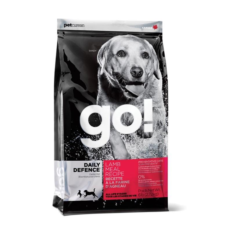 Go! Daily Defence all'Agnello per Cani