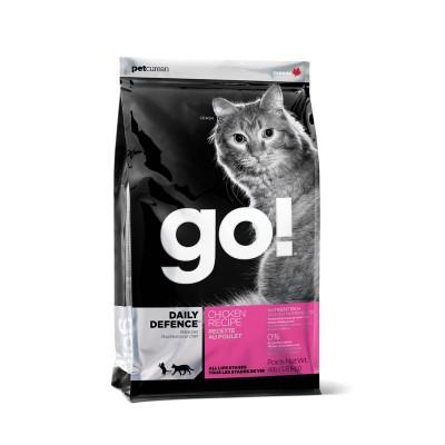 Go! Daily Defence al Pollo per Gatti