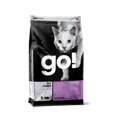 Go! Fit + Free Grain Free Activity & Kitten per Gatti