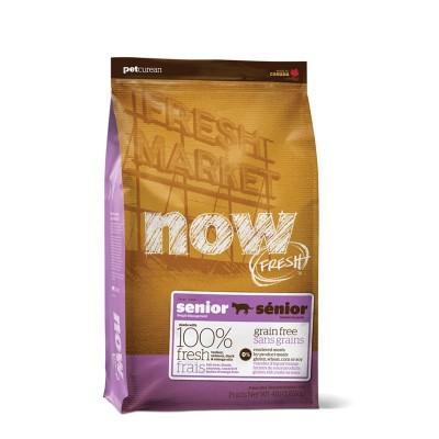Now Fresh Grain Free Senior per Gatti