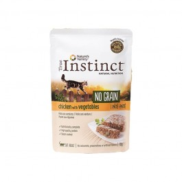 True Instinct Adult No Grain Paté al Pollo per Gatti 70g
