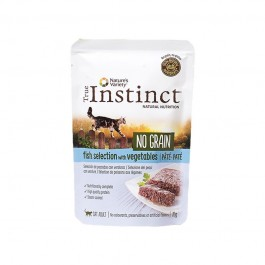 True Instinct Adult No Grain Paté al Pesce per Gatti 70g