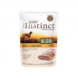 True Instinct Adult Medium Maxi No Grain Pollo per Cani 300g