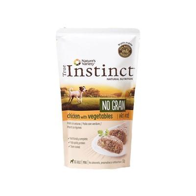 True Instinct Mini Adult No Grain Pollo per Cani 150g