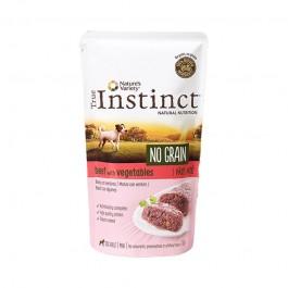 True Instinct Mini Adult No Grain Manzo per Cani 150g