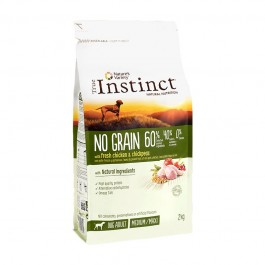 True Instinct Adult Medium Maxi No Grain Pollo per Cani