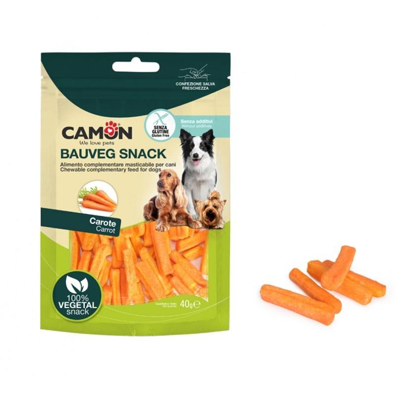Camon Snack Carotine Crispy Bauveg