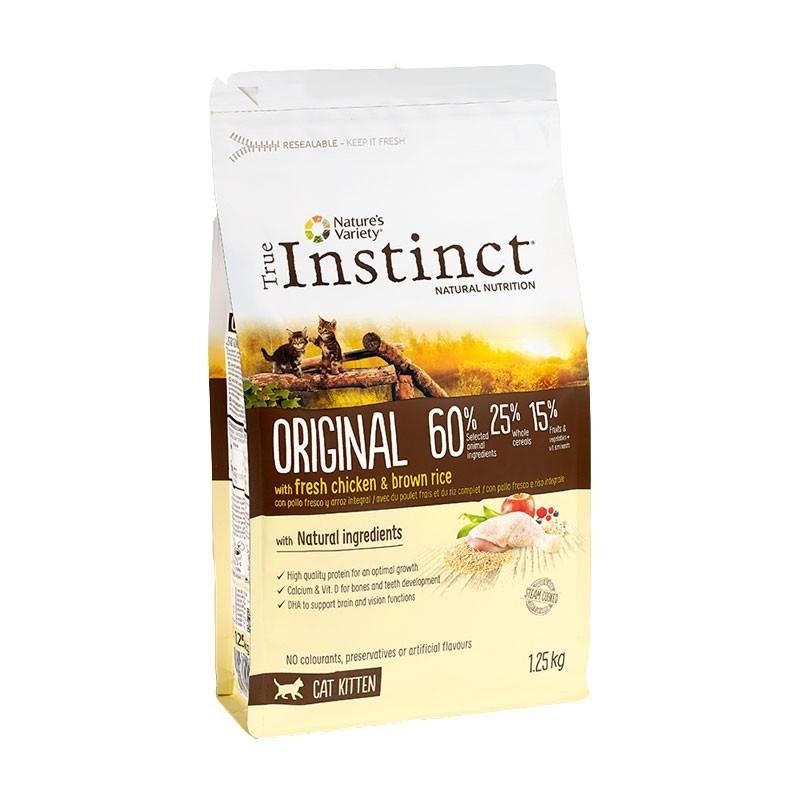 True Instinct Adult Original Pollo per Gatti