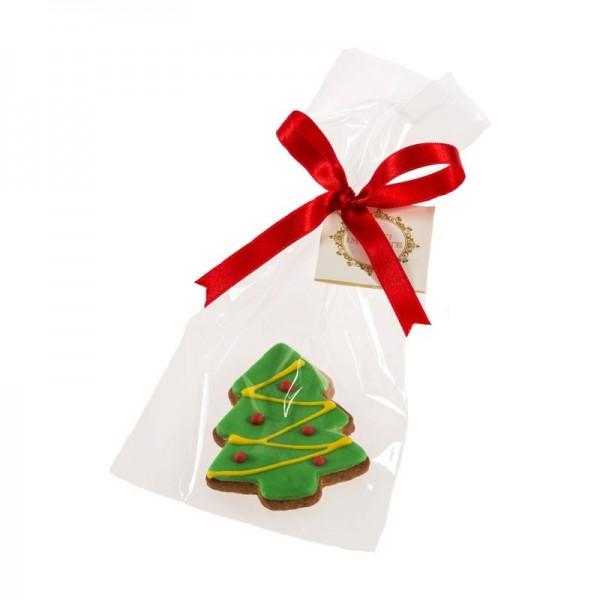Dolcimpronte Biscotto Abete con Glassa Verde