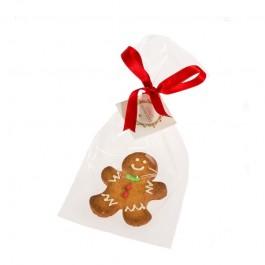 Dolcimpronte Biscotto Pupazzo di Neve con Glassa