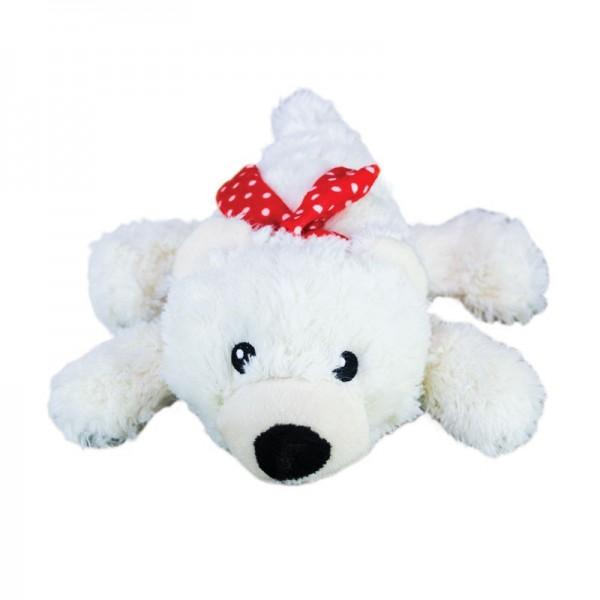 KONG Peluche di Natale Orso Polare