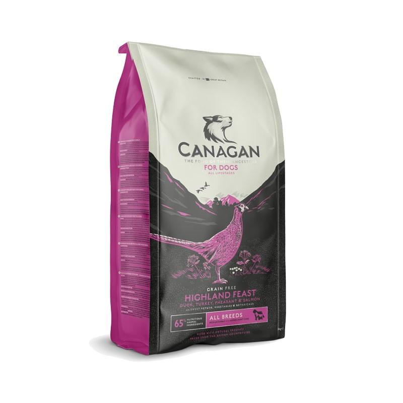 Canagan Highland Feast per Cani
