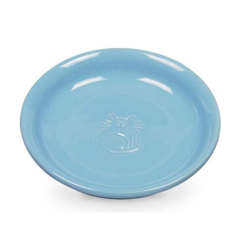 Nobby Ciotola in Ceramica Milk Dish Azzurra
