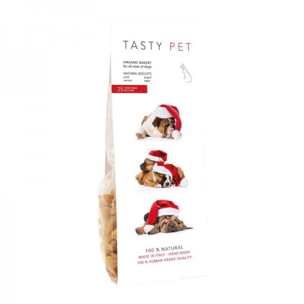 Tasty Pet Biscotti Monoproteici Christmas Edition