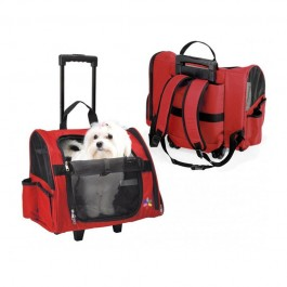 Camon Tappetino Trolley Max Rosso