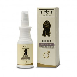 Linea 101 Profumo King of Luxury per Cani