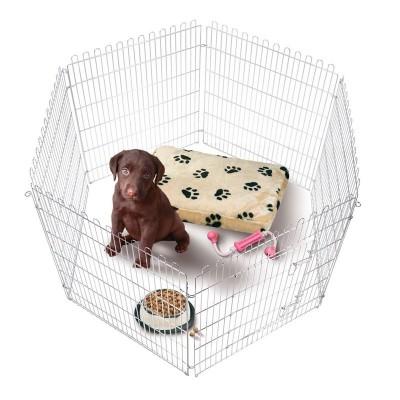 Karlie Recinto in Acciaio Puppy