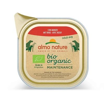 Almo Nature BioOrganic Maintenance Manzo per Cani 100gr