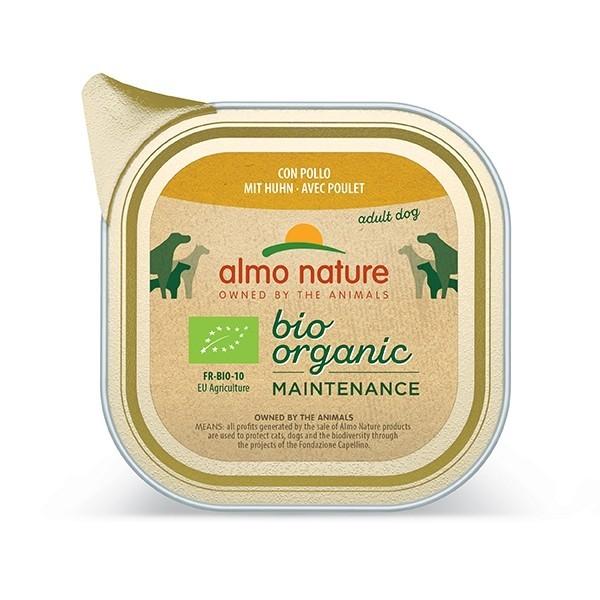 Almo Nature BioOrganic Maintenance Pollo per Cani