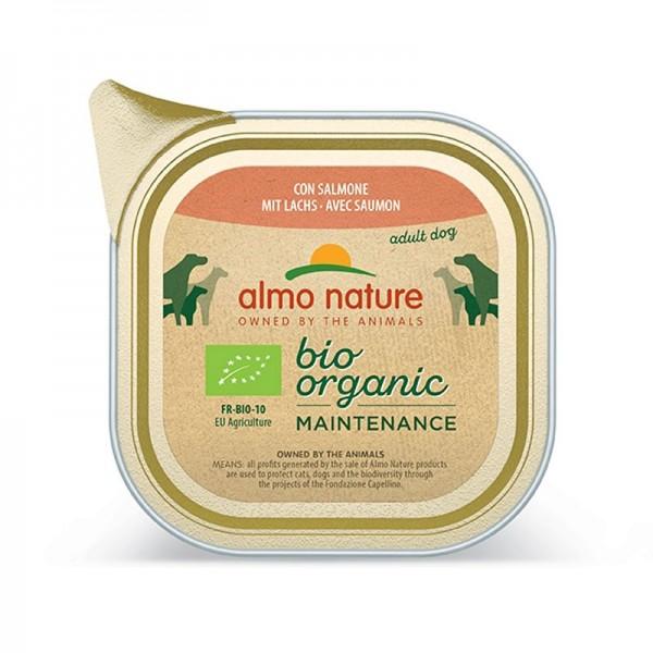 Almo Nature BioOrganic Maintenance Salmone per Cani