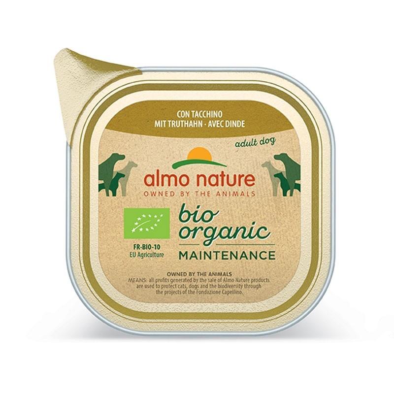 Almo Nature BioOrganic Tacchino per Cani 100g