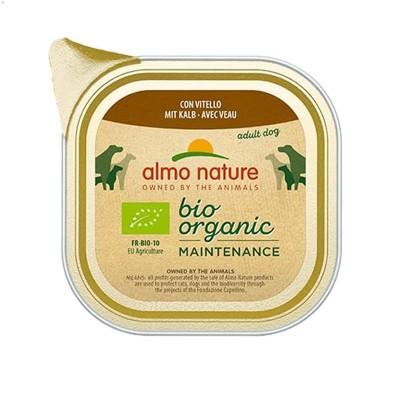 Almo Nature BioOrganic Maintenance Vitello per Cani