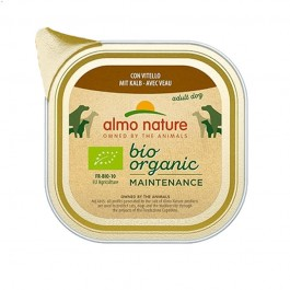 Almo Nature BioOrganic Maintenance Vitello per Cani