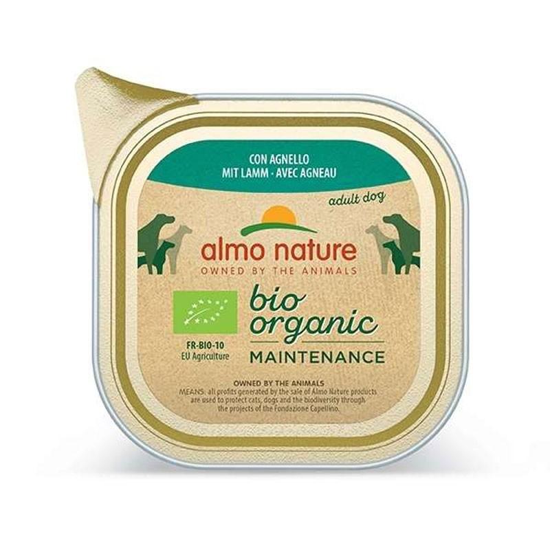 Almo Nature BioOrganic Maintenance Agnello per Cani 100g