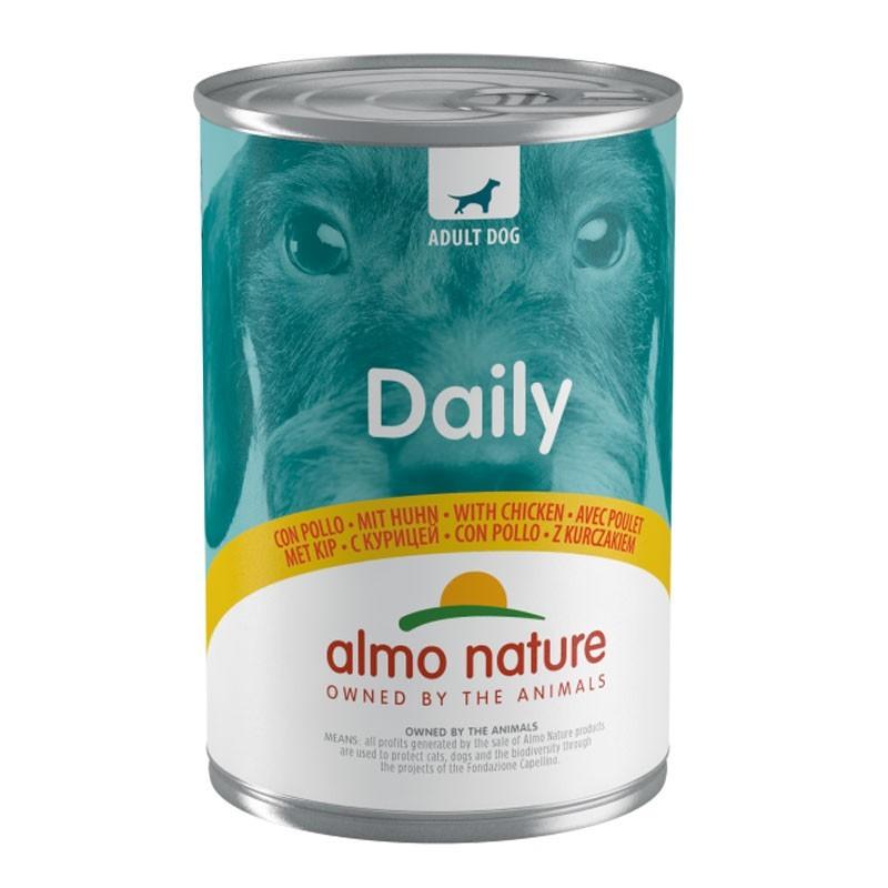 Almo Nature Daily Menu Pollo per Cani 400gr