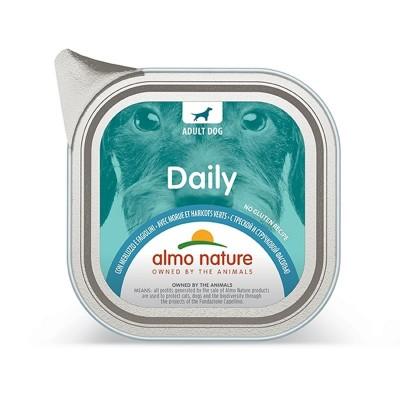 Almo Nature Daily Menu Merluzzo e Fagiolini per Cani 100gr