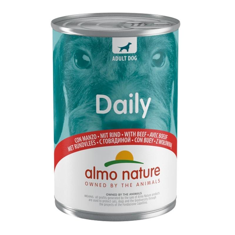 Almo Nature Daily Menu Manzo per Cani 400gr