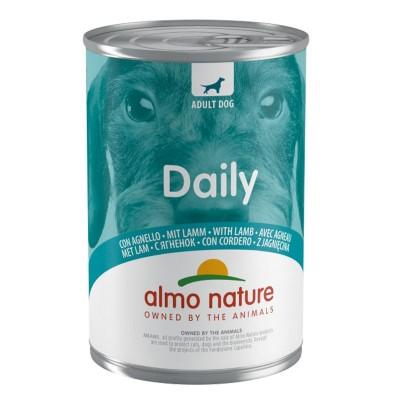 Almo Nature Daily Menu Agnello per Cani 400gr