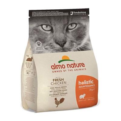 Almo Nature Holistic Adult Pollo per Gatti
