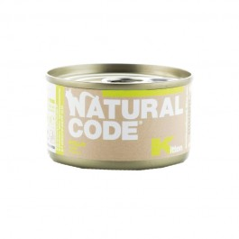Natural Code Kitten Pollo per Gattini 85gr