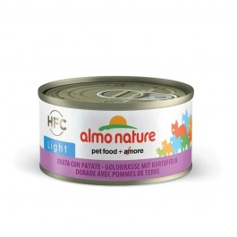 Almo Nature HFC Light Orata con Patate per Gatti 70gr