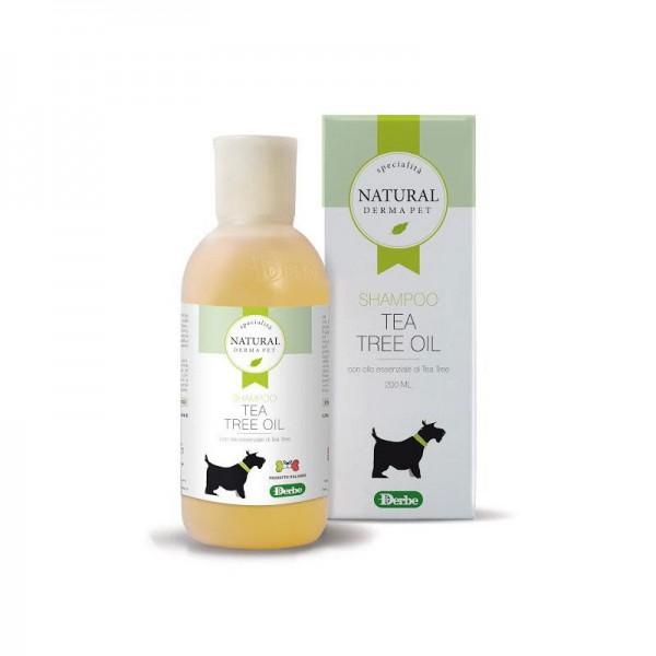 Derbe Shampoo Tea Tree Oil per Cani