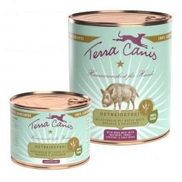 Terra Canis Cinghiale con Barbabietola, Catagna Dolce e Semi di Chia Grain Free