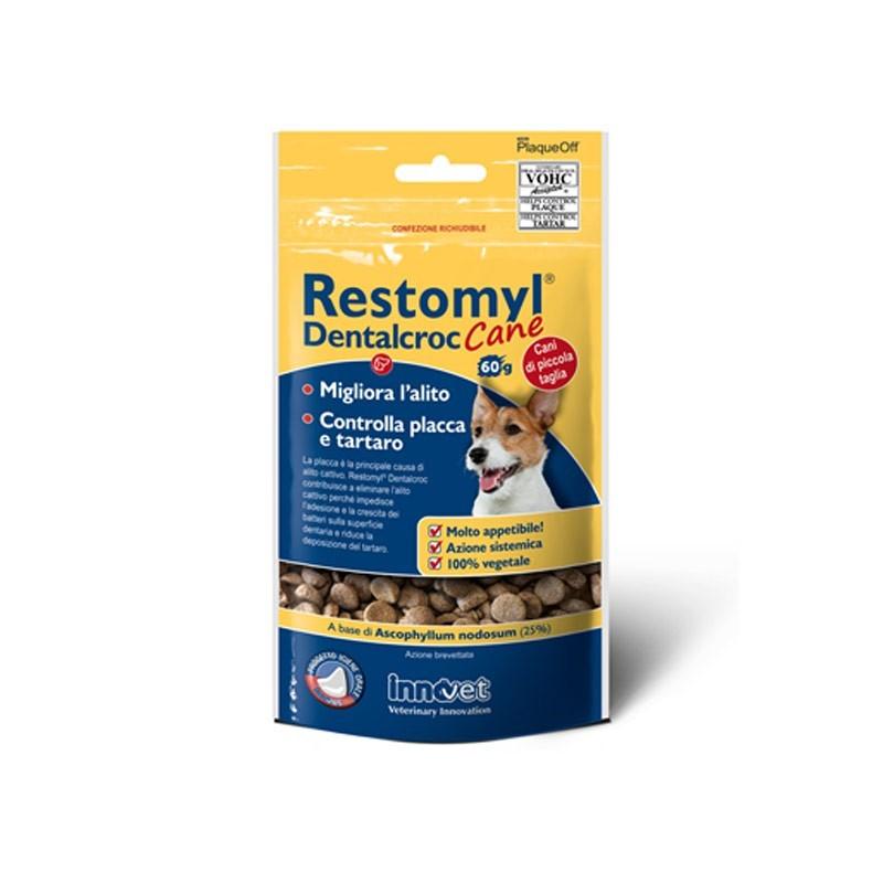 Innovet Restomyl DentalCroc Placca e Tartaro Small