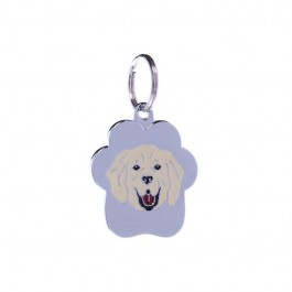 Petitamis Medaglietta Rainbow Golden Retriever